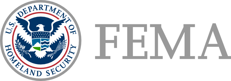 FEMA logo and seal